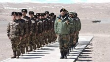 LAC Disengagement: India, China Pull Out Troops From Friction Point Gogra In Ladakh