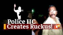 Viral Video: Odisha Police IIC 'Attacks & Hurls Abuses' At Journalist, Transferred