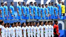 Indian Hockey Olympians Arrive in Odisha, CM Naveen To Felicitate
