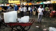 Weekend Shutdown: Fish Market Sealed In Bhubaneswar For Violation Of Covid Norms
