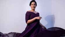 KGF Chapter 2 Actress Srinidhi Shetty Takes Internet By Storm In Purple