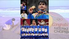 The Stars Of India's Best Ever Olympic Performance