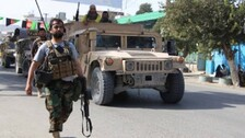 'Afghanistan Could Become Base For International Terrorism Once Again'