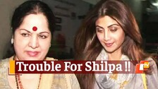 After Raj Kundra, Case Filed Against Wife Shilpa Shetty & Mother-In-Law For 'Fraud' In Lucknow