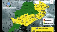 19 Odisha Districts To Experience Thunderstorm, Lightning In The Next 24 Hours, Says IMD