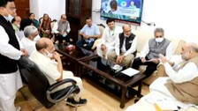 Caste Based Census Gets Momentum As BJD Delegation Meets HM Amit Shah, BJP Hits Back