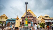 Puri Jagannath Temple Reopens After 4 Month Covid Hiatus