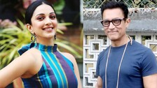 Kiara Advani Struggles, Aamir Khan Comes To Rescue #Watch