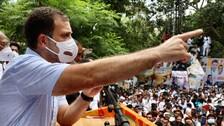 Twitter Says Rahul Gandhi, Congress Accounts Blocked For Violating Rules