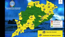 Heavy Rainfall In Odisha Till August 18: Check Latest IMD Weather Forecast