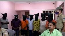 Tipper Truck Loot Gang Ends In Police Net In Sundargarh
