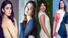Alia, Rashmika, Priyanka, Samantha And Their Craziness For This! #SeePics