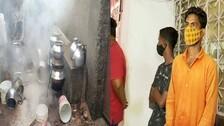 All Out Crackdown On Drug, Liquor Mafia In Khordha And Bhubaneswar; 15 Arrested