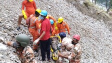 6 More Bodies Recovered From Landslide Site In HP's Kinnaur, Toll Rises To 23