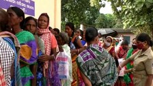 No Vaccine, No Ration: Rumours Spark Jab Rush In Odisha's Sundergarh