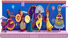 75th I-Day: Google Doodle Captures Spectrum Of India's Diversity, Its Dance Forms