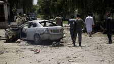 Three More Key Afghan Cities Fall To Taliban