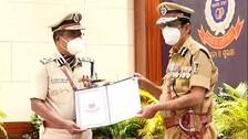 66 Odisha Police Personnel Bag DGP Commendation Discs
