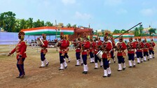 In Pics: 75th Independence Day Celebrations Across Odisha