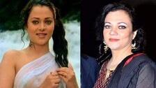 Bollywood 2nd Innings: Yesteryear Actress Mandakini All Set For Comeback