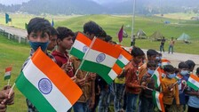 India Celebrates 75th Independence Day With Fervour