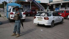 Our Forces Will Not Enter Kabul City, Awaiting Peaceful Transition: Taliban
