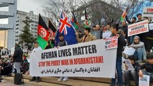 Global Afghan Protests Critical Of Devious Pakistan Role