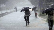 Weather Alert: MeT Issues Heavy Rainfall Warning For 5 Odisha Districts