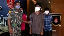 3 Chhattisgarh Maoists Surrender Before Odisha DGP