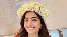 Rashmika Mandanna Uses BTS Track To Share Her Special Moments #Watch