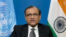 UNSC Demand Zero Tolerance For Terrorism, Political Settlement In Afghanistan: Tirumurti