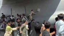 Afghan Crisis: World Witnesses Heartbreaking, Infuriating Scenes