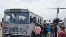 IAF Plane Evacuates 150 Plus Indians From Kabul