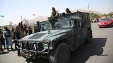 China First Nation To Hope Taliban Will Respect Peace