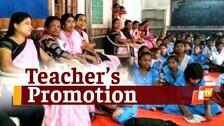 Odisha Govt To Promote  63,500 Primary Teachers, Check Details