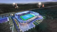 India's Largest Hockey Stadium Opening In Rourkela Set For July 2022 Deadline