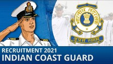 Indian Coast Guard Recruitment 2021: Opportunity For Diploma Students, Get Salary Over 1 Lakh