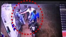 Miscreants Loot Cash From Petrol Pump Staff At Gunpoint In Odisha