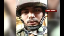 Odia Soldier Posted In Jammu Seeks Justice For Parents Back Home In Viral Video