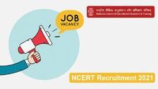 NCERT DEE Recruitment 2021: Walk In Interview For 11 Junior Project Fellows, Check Details