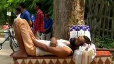 No Bed At Cuttack SCB, Kharasrota Banchaon Andolan Activist Found Abandoned Under Tree