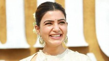 Samantha Akkineni's Big Announcement: To Take A Break From Career Indefinitely