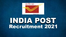 India Post Recruitment 2021: Last Chance To Apply For Direct Recruitment In 7th CPC Scale