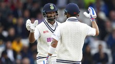 Laxman, Munaf, Ojha Praise India's Strong Resistance In 2nd Innings Of Test