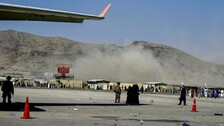2 UK Nationals Among Dead In Kabul Airport Attack: Foreign Secy