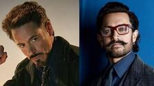 Marvel's Iron Man Robert Downey Jr Once Praised Aamir Khan, Called Him 'Tom Hanks'; Know Why