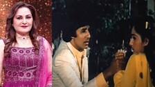 Amitabh Bachchan's Sharaabi Actress Jaya Prada Reveals Amazing Incident From Movie Set