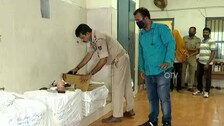 2 Delhi Youths Arrested In Bhubaneswar For Smuggling Ganja By Courier Service