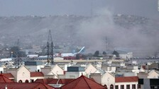 US Confirms Drone Strike On Kabul Airport-Bound 'Explosive-Laden Vehicle'