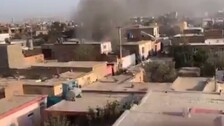 6 Afghans Killed After Rocket Falls Into Residential Area In Kabul